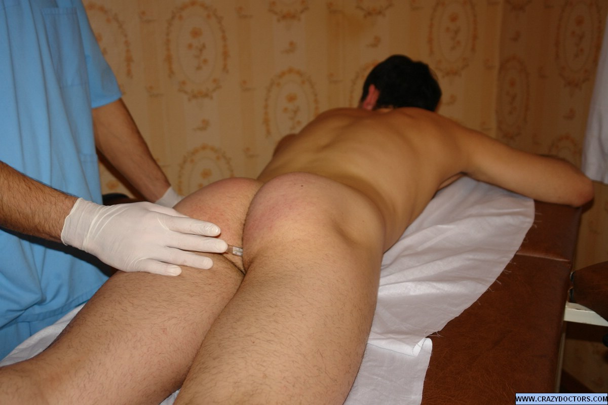 image Medical fetish gay porn twinks mike has