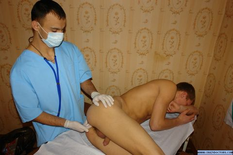 Twink guy pass ass check up and take enema procedure. More pictures >>.
